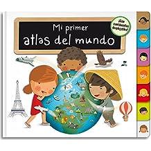 Mi Primer Atlas Del Mundo (PEQUEÑOS CURIOSOS)