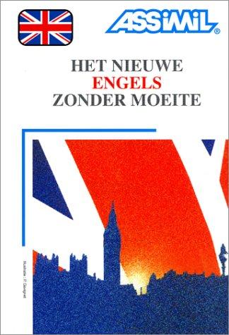 Het Nieuwe Engels zonder moeite (1 livre + coffret de 4 cassettes) (en néerlandais)
