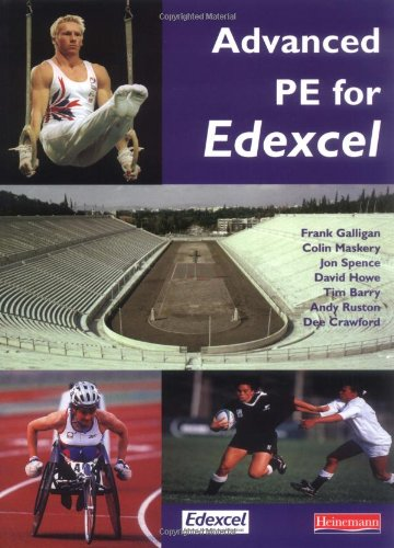 Advanced PE for Edexcel Student Book