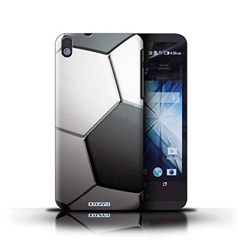 Kobalt® Imprimé Etui / Coque pour HTC Desire 816 / Football conception / Série Balle Sportif Football
