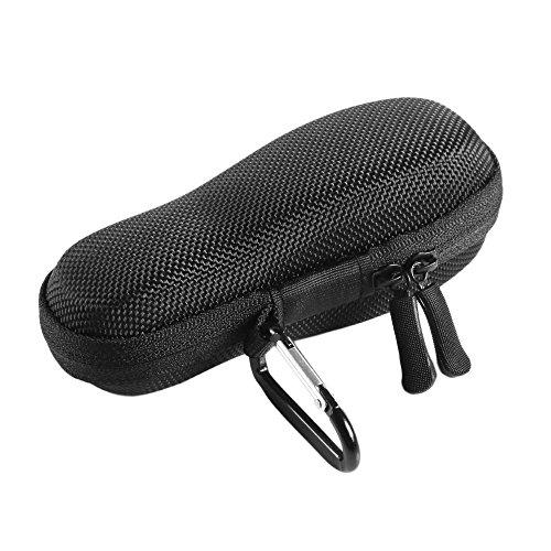 sunmns Aufbewahrung Organizer harten EVA Fall Tasche für Logitech Wireless Presenter R400 (Aktentasche Kleine Gepäck Öffnen)