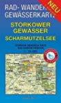 Rad-, Wander- und Gewässerkarte Stork...