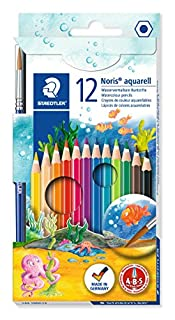 Sg Educación 14410NC12  Staedtler acuarela lápices de colores (Pack de 12) (B0018O7FQO) | Amazon price tracker / tracking, Amazon price history charts, Amazon price watches, Amazon price drop alerts