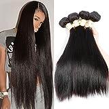 Best Brazilian Straight 4 Bundles - Goldfinch Straight Human Hair 4 Bundles 24 26 Review