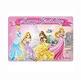 Disney Princess and Animals Lot de 24 caissettes à Cupcakes et décorations pour gâteaux