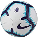 Nike Pitch - BALÓN DE FÚTBOL DE LA Premier League 2018/2019-4 - Blanco