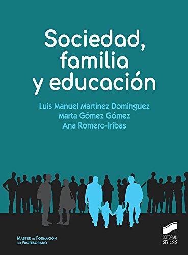 Sociedad, familia y educación (Ciencias Sociales y Humanidades)