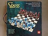 LEGO 678 KNIGHTS KINGDOM CHESS SET