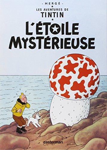 L'Etoile mystérieuse par Hergé