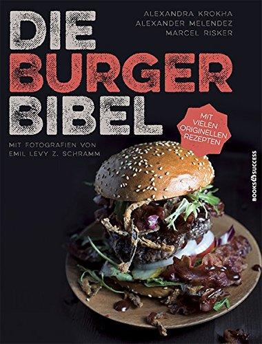 Preisvergleich Produktbild Die Burger-Bibel
