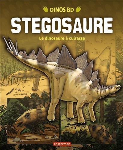 Stegosaure : Le dinosaure à cuirasse