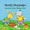 Maxi Pixi 291: VE 5: Moritz Moppelpo braucht keine Windel mehr (5x1 Exemplar)