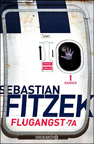 Buchcover Flugangst 7A: Psychothriller