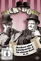 Dick & Doof - Machen eine Landpartie & In einem Bett u.a.