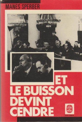 Et Le Buisson Devint Cendre [Pdf/ePub] eBook