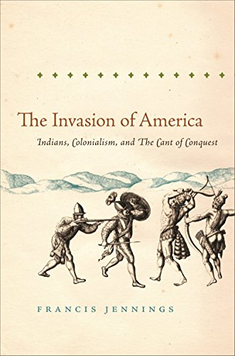 native reactions to the invasion of america What is the author trying to say or argue what are your views on the topic or subject of the article you have chosen to read and write about.