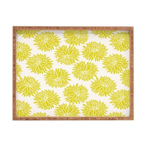 DENY Designs Khristian Howell-High Society Tablett rechteckig, 17x 22,5