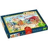 Spiegelburg 10686 Boxpuzzle Ritterturnier, Vincelot (48 Teile)