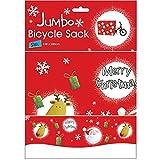 Christmas Shop Fahrrad-Verpackung (Einheitsgröße) (Rot)