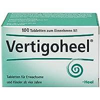 Vertigoheel Tabletten, 100 St. preisvergleich bei billige-tabletten.eu