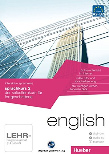 Interaktive Sprachreise: Sprachkurs 2 English