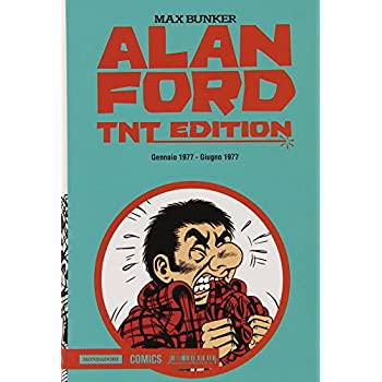 Alan Ford. Tnt Edition: 16