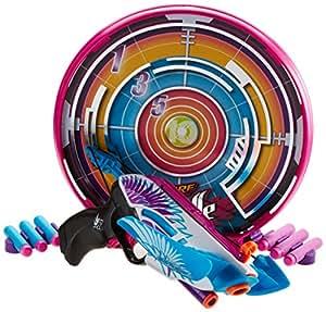 nerf rebelle a5638e270 jeu de plein air star shoot cible jeux et jouets. Black Bedroom Furniture Sets. Home Design Ideas