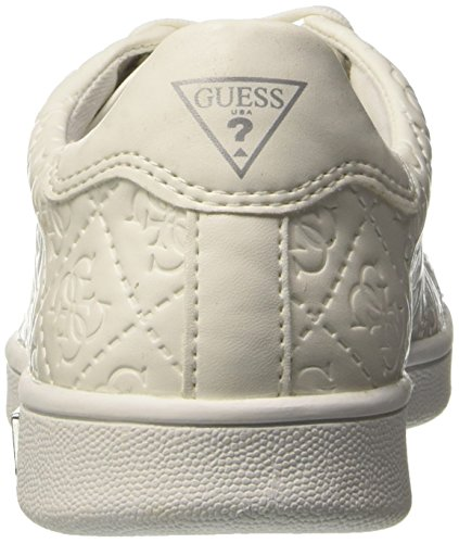 Guess Damen Super Tennisschuhe Bianco