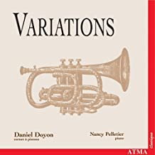 Variations by Weide, Liberati, Arban, Clarke