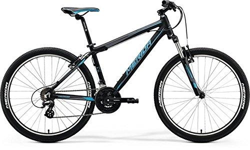 Unbekannt Mountainbike 26 Zoll schwarz - Merida Big.Nine 20-D Fahrrad - Shimano Schaltung 8 Gänge, Suntour XCT Federgabel