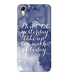 GoTrendy Back Cover for HTC Desire 728