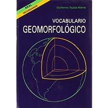 Vocabulario geomorfológico (Diccionarios)
