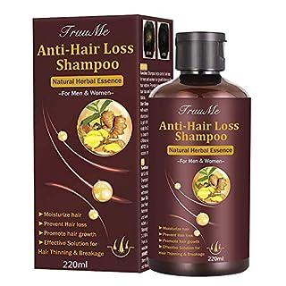 Shampoo Naturale Anticaduta Uomo