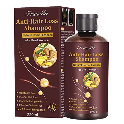 Shampoo Anticaduta Ricrescita Capelli Anti Hair Loss Shampoo Ricrescita Capelli Uomo Hair Loss Treatment Hair Regrowth Shampoo Prevenire la Perdita