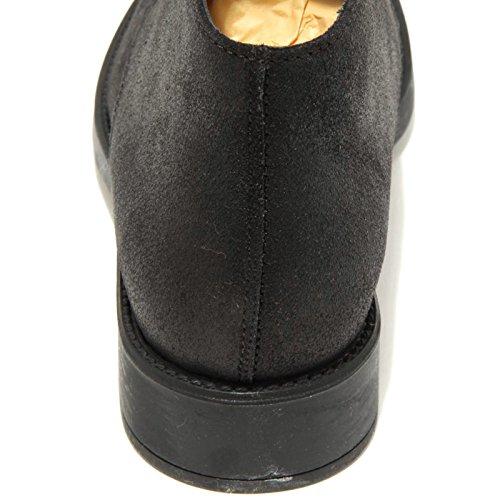 1942G polacco nero TOD'S LISCIO ESQUIRE GIOVANE scarpa uomo shoes men Nero