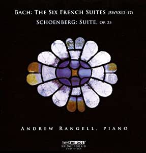 The Six French Suites (Bwv 812-17)/Suite Op.25