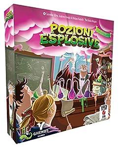 ghenos Games Pozioni explosivas 2A edizione-gioco de Mesa, Multicolor, ghe093