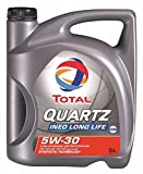 Total 181714 Quartz Ineo Long Life 5W30 Lubricante