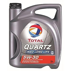 Total 181712 Quartz Ineo Long Life 5W-30 Huile Moteurs , 5 litres pas cher