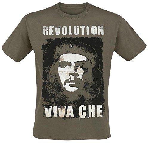 Che Guevara Che Solarized T-Shirt cachi M