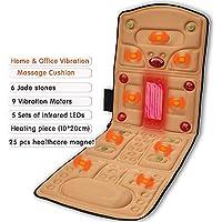 Sitz Massage Pad, Einstellbare Temperatur Elektrisch Vibrierend Polster Pad Mit Hitze, Wahrheit Und Entlasten... preisvergleich bei billige-tabletten.eu