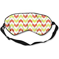 Comfortable Sleep Eyes Masks Red Yellowish Printed Sleeping Mask For Travelling, Night Noon Nap, Mediation Or... preisvergleich bei billige-tabletten.eu