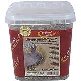 zookauf Nager Futter Premium für Zwergkaninchen im Eimer 2,5 kg