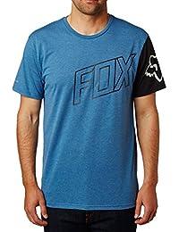 Fox Moto Vation - T-shirt - bleu/noir 2017 tshirt homme