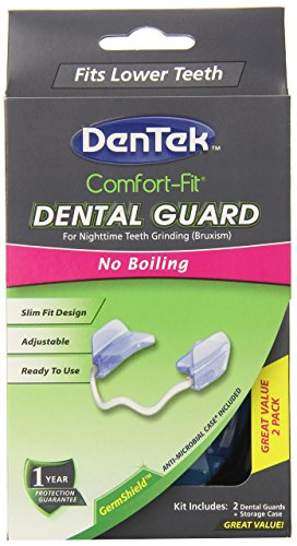 DenTek Comfort Fit Dental Guard kit