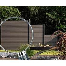 suchergebnis auf f r sichtschutz wpc. Black Bedroom Furniture Sets. Home Design Ideas