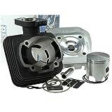 Kit cylindre POLINI Gris fonte Sport 70cc 47mm pour Peugeot debout AC
