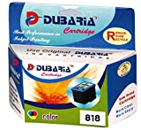 Dubaria 818 Colour Ink Cartridge Compati...