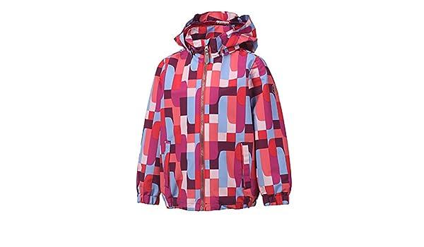 Color Kids Regen-Jacke Nextor,Air-Flo 5000 Magenta Purple