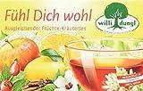 Willi Dungl Fühl Dich wohl Früchte-Kräutertee 20 Beutel